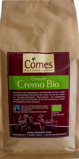 Comcafé Crema Biofair
