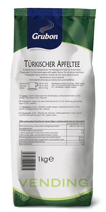 Türkischer Apfeltee